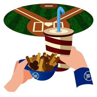 야구 경기 1