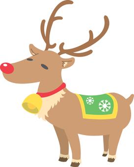 【Animals】 Reindeer 1