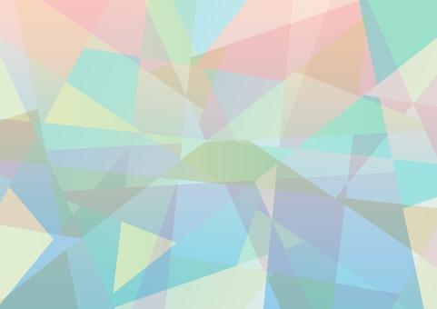 Crystal pattern background 2
