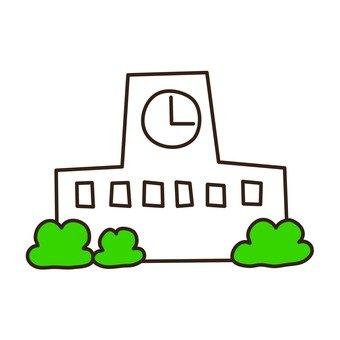 녹색의 학교