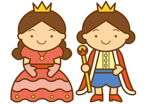 Prince and Princess 4c