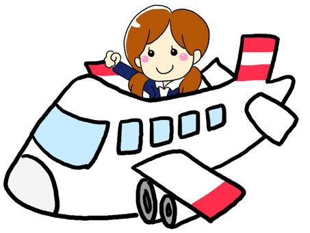 비행기와 비즈니스
