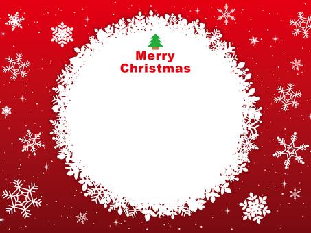 圣诞节图像002红色
