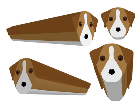 Jack Russell Terrier candy