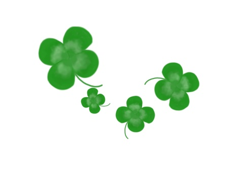Four leaf clover 2