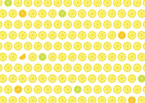 Background citrus