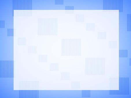 Diagonal / square frame
