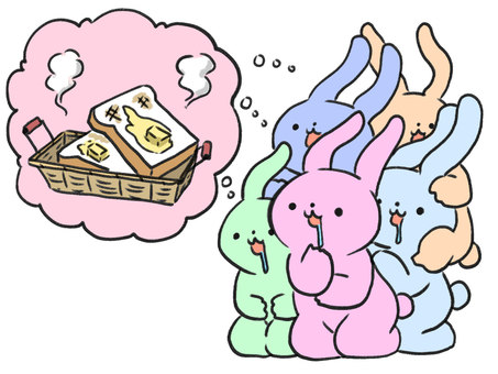 Rabbit misunderstanding pandemic