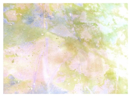 Watercolor touch background pattern