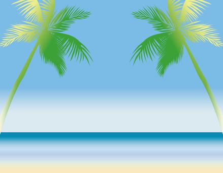 Palm tree day 2