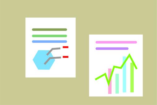 Bulletin Board Graph