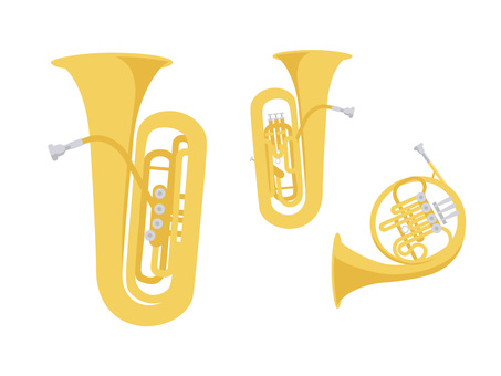 Instrument _ Brass instrument Various _ 02