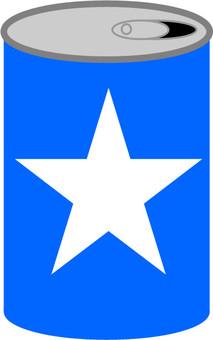 Juice blue star