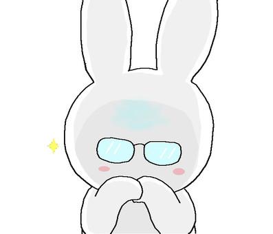 我應該問一個兔子的故事嗎?