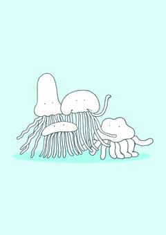Yurayura Jellyfish