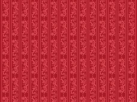Flower carpet pattern