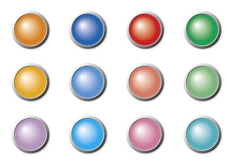 Colorful button 2