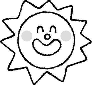 Sun B & W