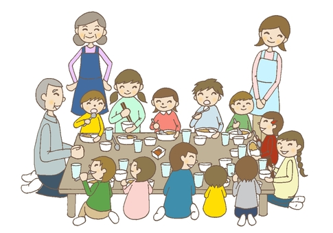 Dinner party 11 (children)