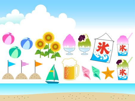5713. Seaside 2