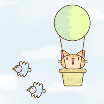Take a balloon ♪