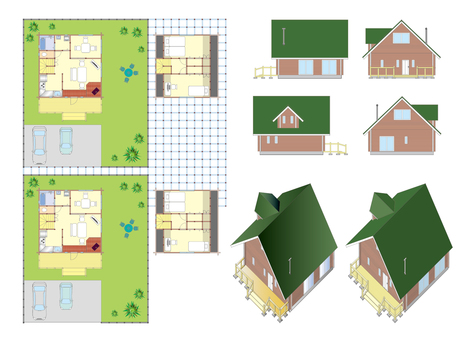 House / floor plan