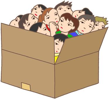 Box life / congestion