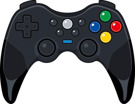 Game controller gamepad