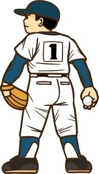 Shonen Baseball Pitcher 03