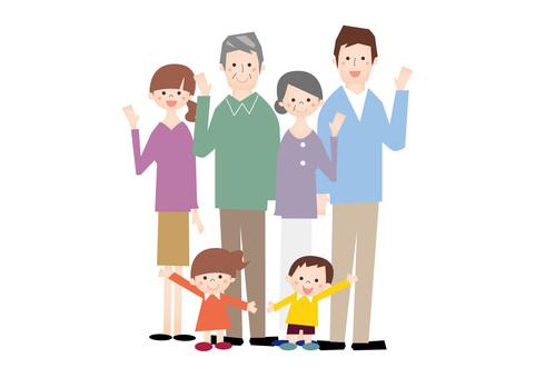 Family whole body