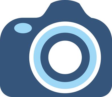 デジタル一眼 カメラ アイコン マーク