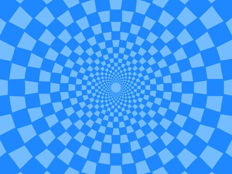 Checkered (blue)