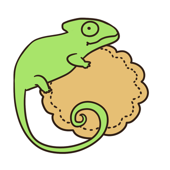 Chameleons and cookies