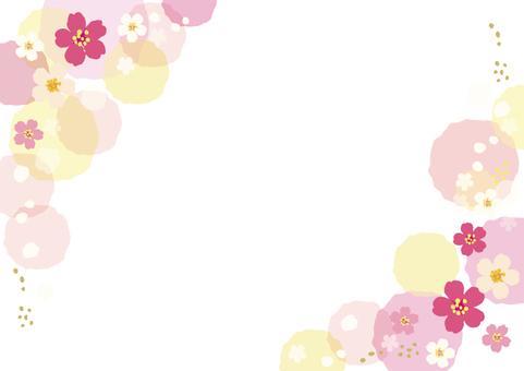 Sakura background 5