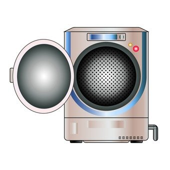 Drum type washing machine (2)