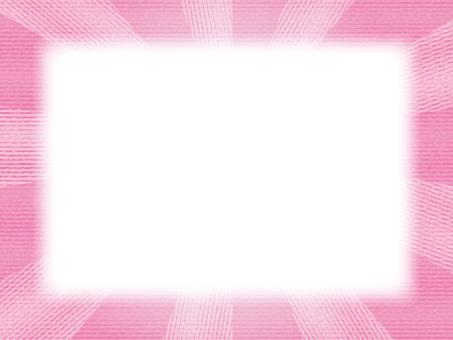Wide frame (16) Sunlight battle pink