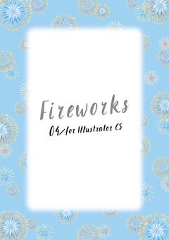 Fireworks _ Vertical _ F _ 04 _ ol