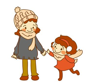 Friends and parents