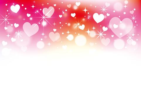 Heart pattern background 03