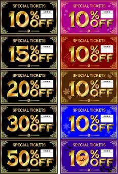 Seasonal tickets