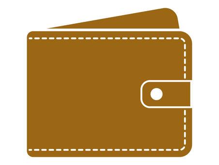 Wallet color icon