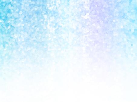 샤워 (파란색)