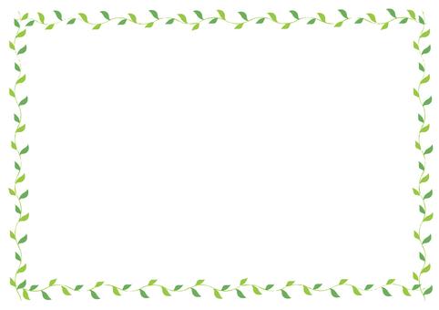 Plant frame 1 (large)