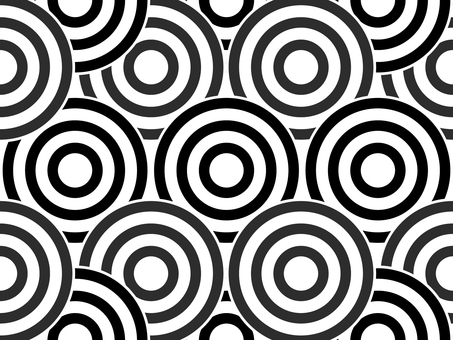Swirl pattern _ black series