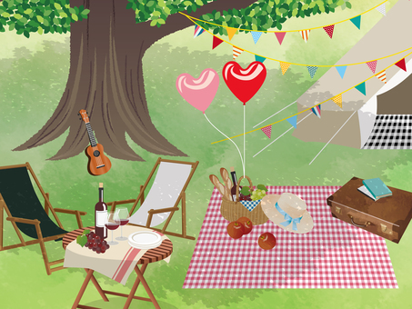 One day picnic up