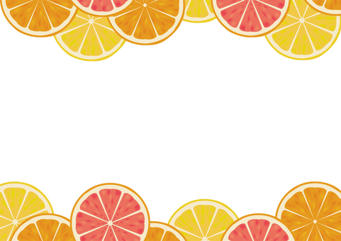 Cut fruit background 02