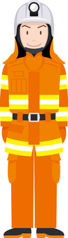 Firefighter rescue disaster prevention