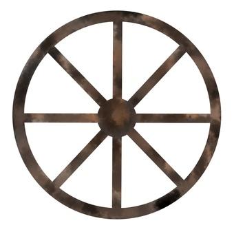 녹슨 바퀴