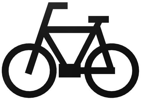 Bicycle Mark