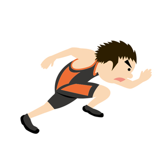 On the ground athletics